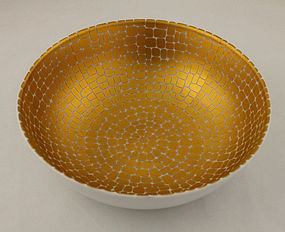 EMILIO PUCCI Bowl for Rosenthal Studio Line Germany Modernist Mid Cent